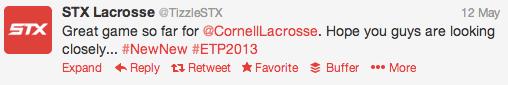 STX Twitter