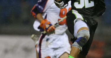 Major Leagues Lacrosse Hamilton Nationals at New York Lizards - Greg Gurenlian
