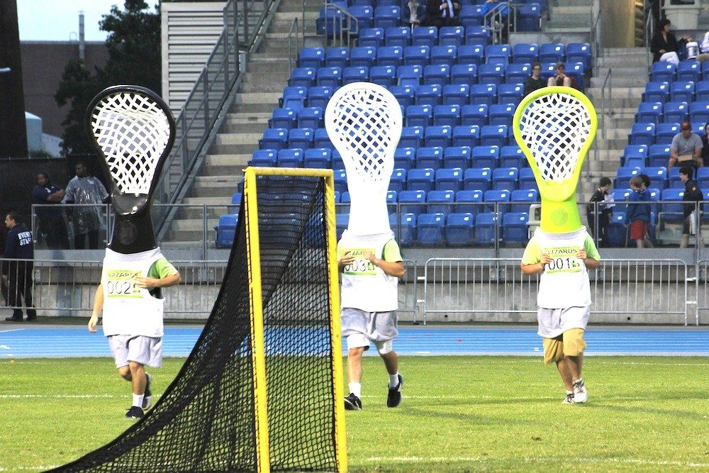 Lax All Stars Caption Contest