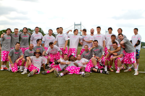 Join the boys in pink for a rocking good time.