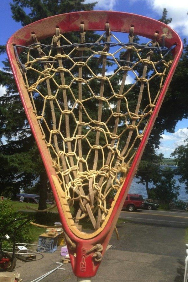 old_vintage_lacrosse_goalie_stick