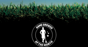 Lacrosse All Stars Game Grower of the Month