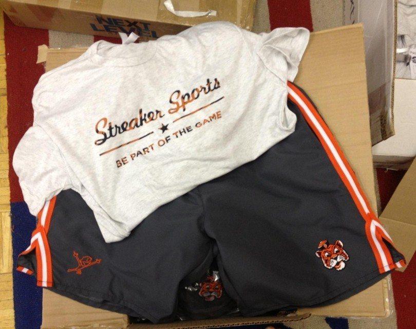 Streaker Sports Uniforms
