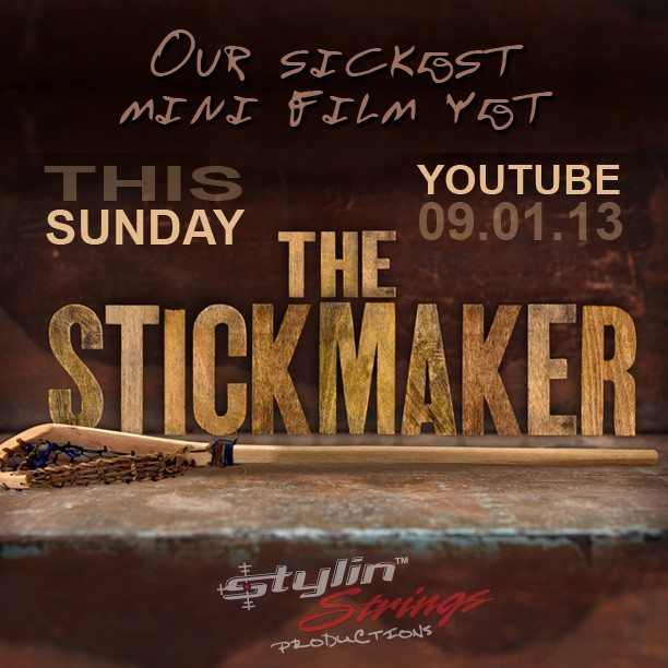 Stylin-Strings-Lacrosse-The-Stickmaker