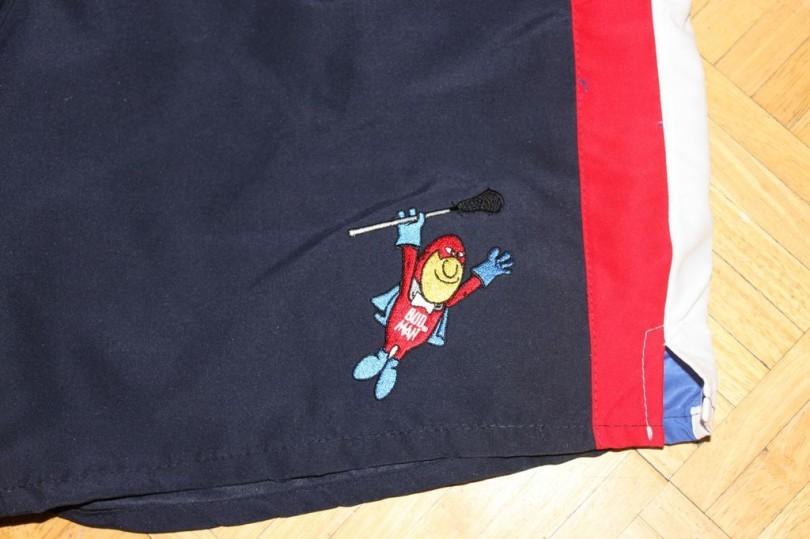 Budmen shorts logo