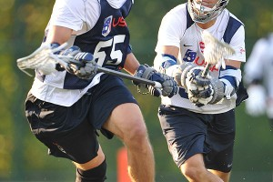 Team USA mens lacrosse tryouts