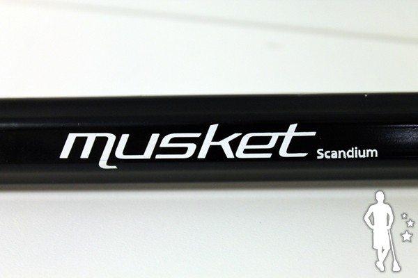 Musket Lacrosse - Scandium Shaft