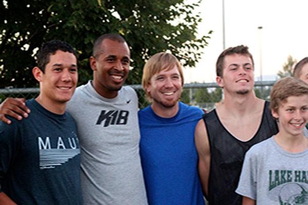 Kyle Harrison in Boise