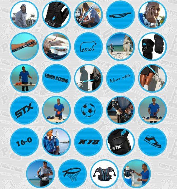 K18 Lacrosse Equipment Information
