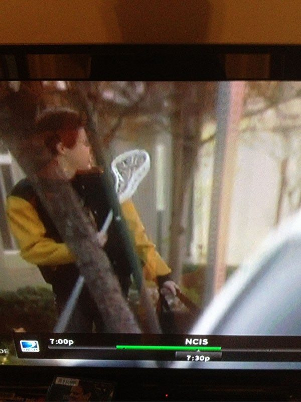 NCIS Lacrosse Spotting