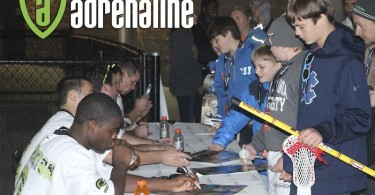Autograph Signing