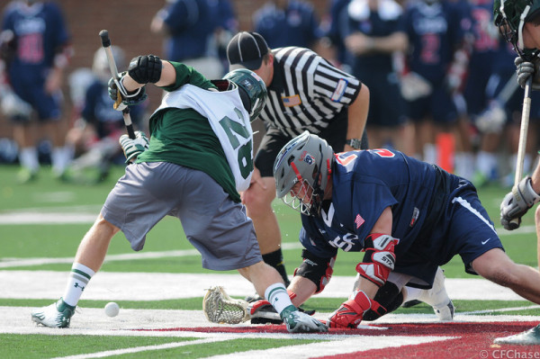 Fall Scrimmage: Team USA Vs. Loyola