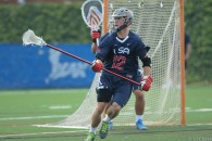 Fall Scrimmage: Team USA Vs. Loyola