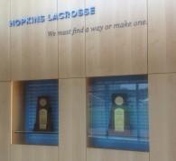 Hopkins 05 & 07 trophies.