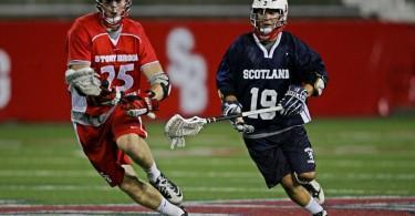 Stony Brook vs. Scotland