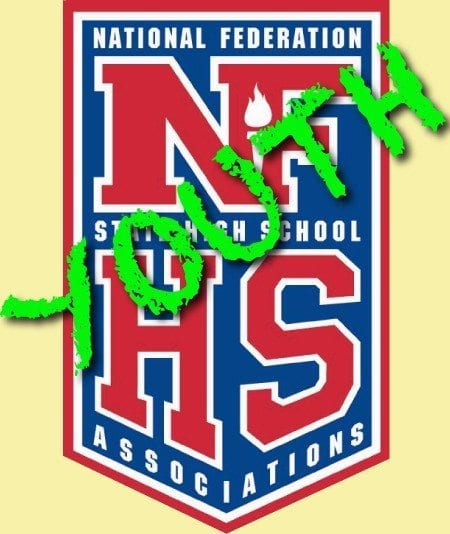 NFHS logo Youth