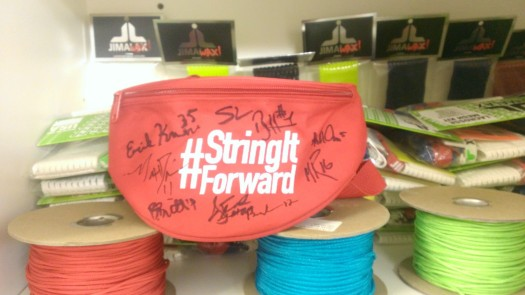 String It Forward LXM Autographs