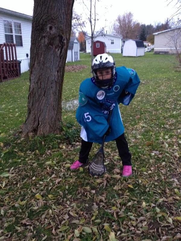 Rochester Knighthawks Costume