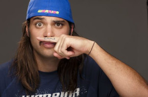 Ken Clausen for Lacrosse Magazine Mustache Madness