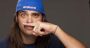 Ken Clausen for Lacrosse Magazine Mustache Madness