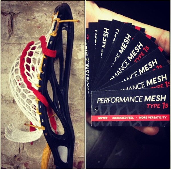 Stringking Lacrosse Performance Mesh