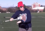 Stick trick saturday the hand warmer