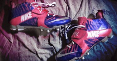 Greg Toler Breast Cancer Awareness Huaraches