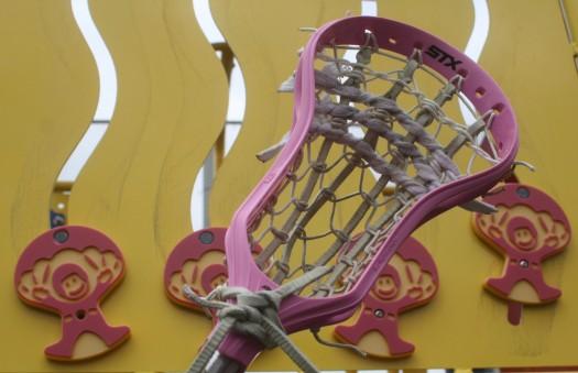Billy Nguyen Stallion 10 STX lacrosse head