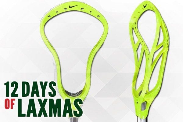 Seventh Day of Laxmas Nike lakota volt head