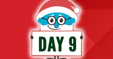 Nineth Day of Laxmas