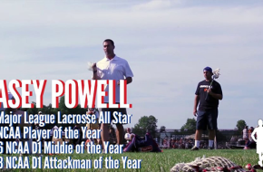 Casey Powell: What It Takes To Achieve Greatness