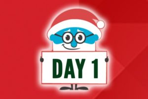 DAY 1 of Laxmas
