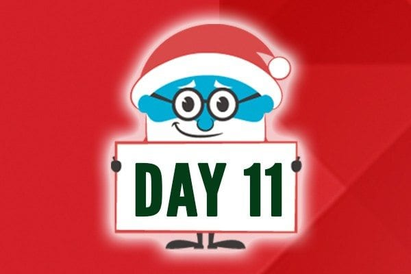 11th day of laxmas