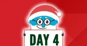 Fourth Day of Laxmas