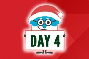 Fourth Day of Laxmas