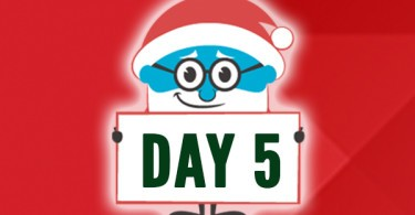 Fifth Day of Laxmas