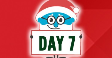 Seventh day of laxmas