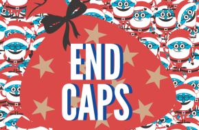 Christmas End Caps