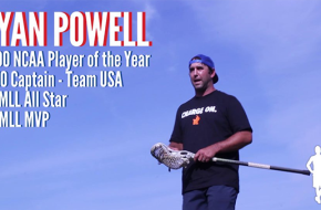 Ryan Powell: How To Become The Best Lacrosse Player