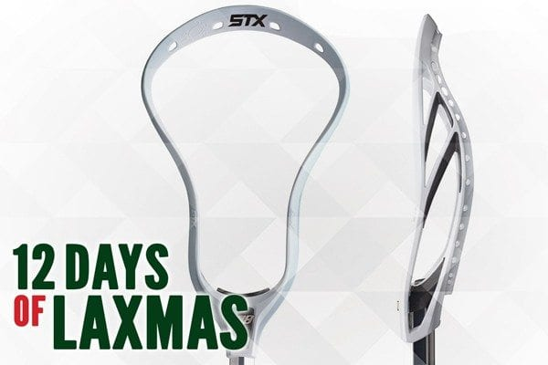 K18 U by stx lacrosse head 12 days of laxmas