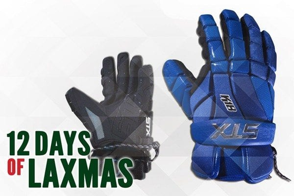 "K18 Blue Gloves 13"" by STX"