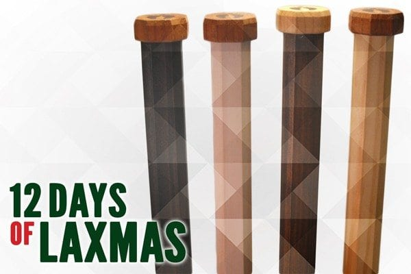 blackfeet lacrosse shaft wooden 12 days of laxmas