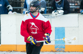 Connor wilson NYC box lacrosse