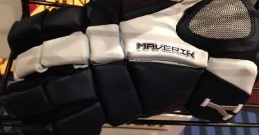 Yale lacrosse gloves