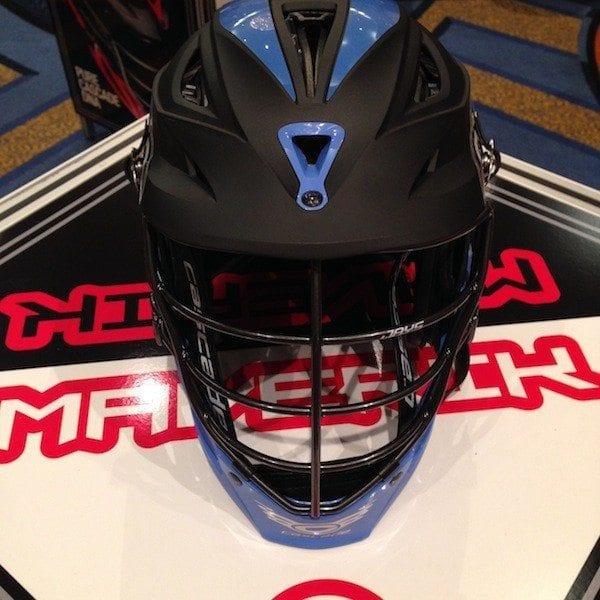 Johns Hopkins cascade r lacrosse helmet