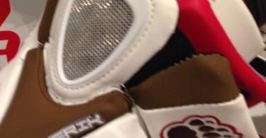 brown bears logo glove rome