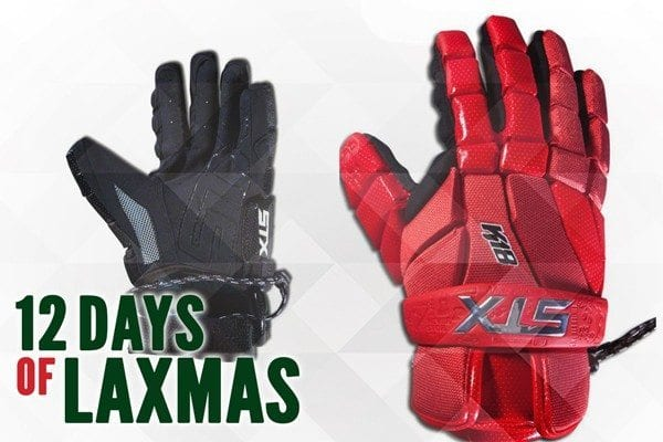 "K18 Red Gloves 13"" by STX"