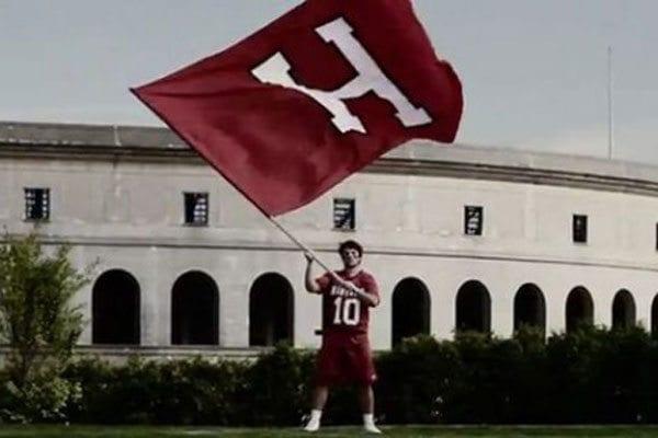 Harvard crimson lacrosse