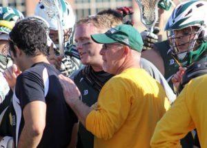 Will McMinn former Concordia head coach