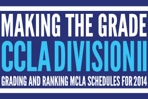 Making the grade ccla division 2